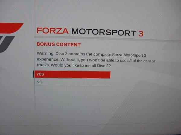 Troubleshooting your Forza3 installation | NIZAM PLAYS