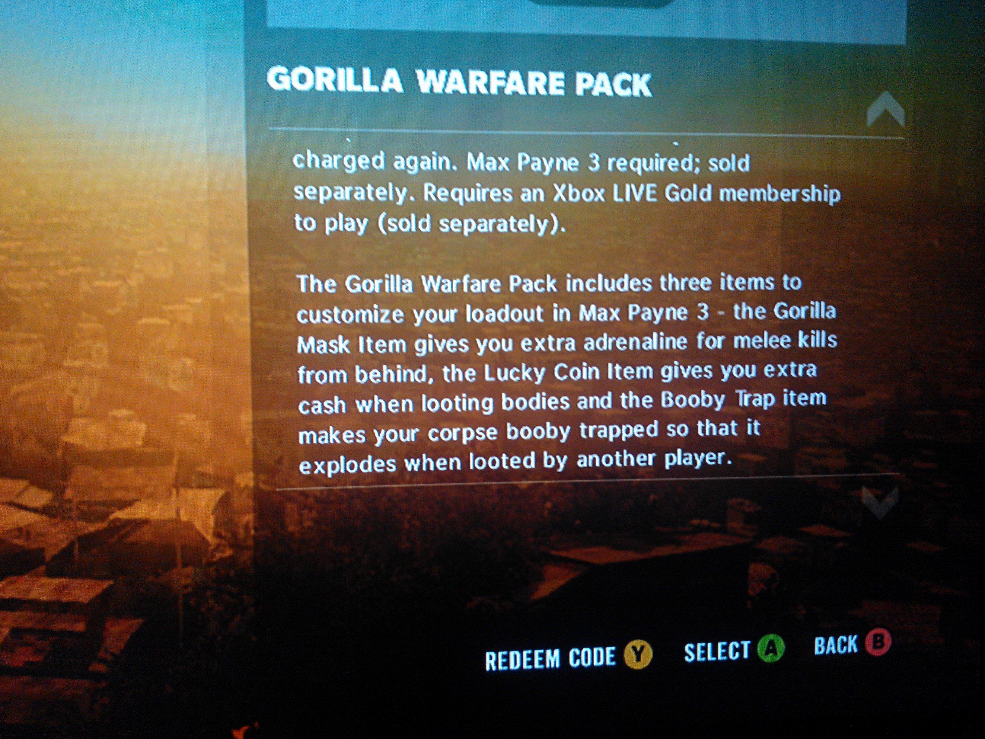 max payne 3 activation code already in use