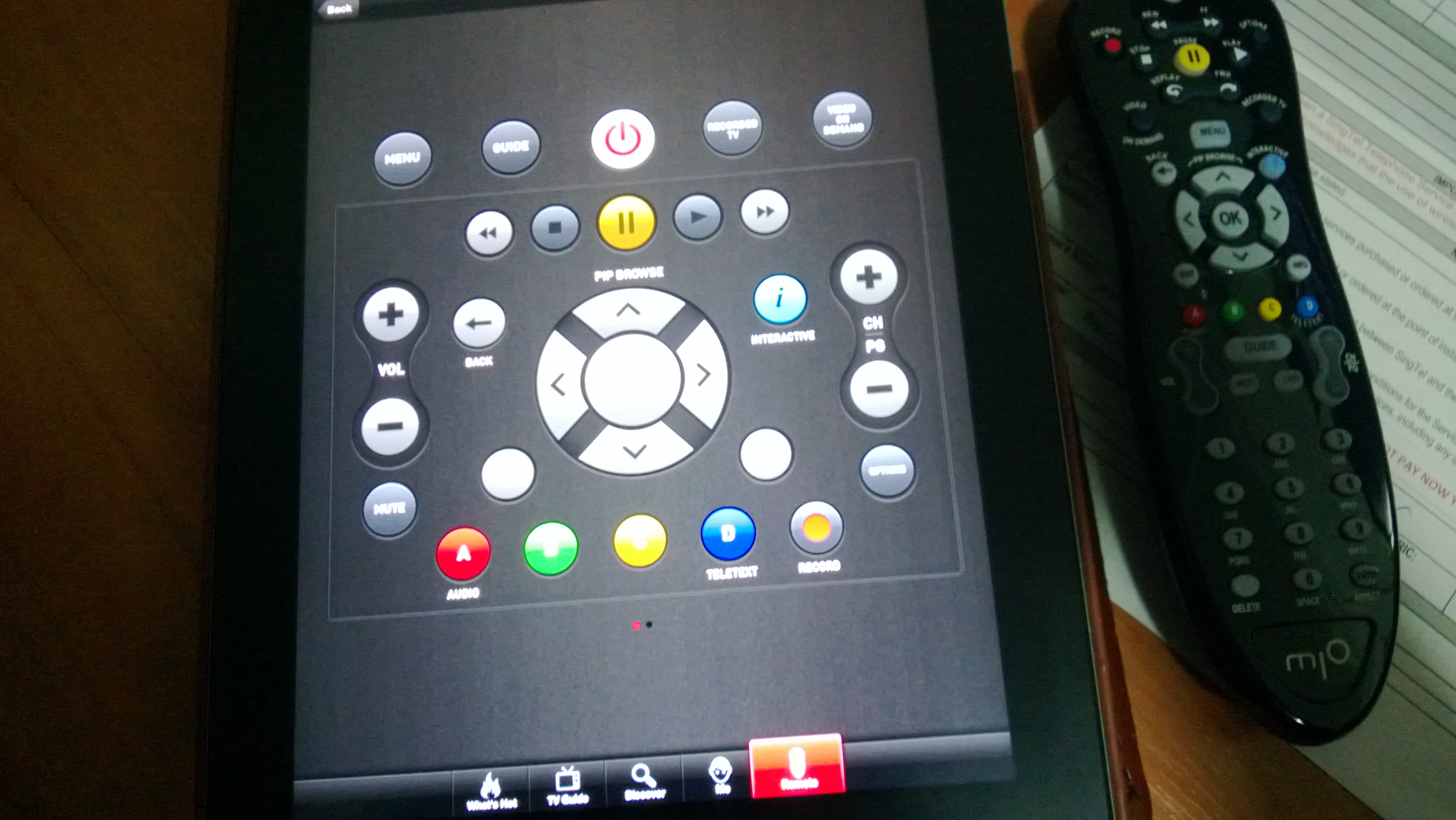 How to pair MioTV Go App with your Set Top Box? | NIZAM PLAYS